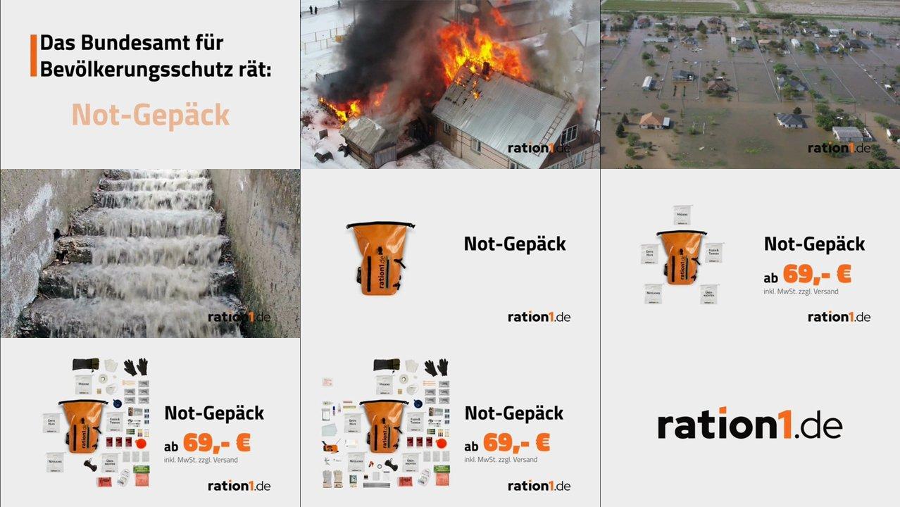 TV Werbung Von Ration1.de Der Letzten 120 Tage