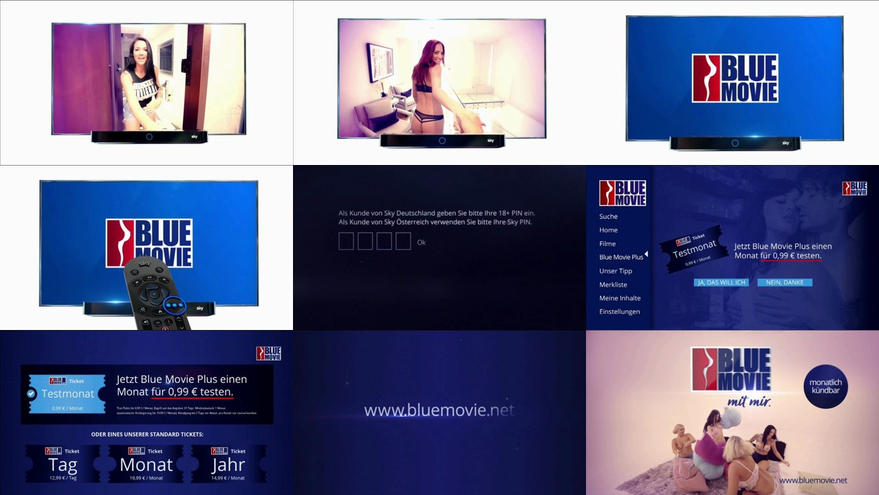 Blue movie.net