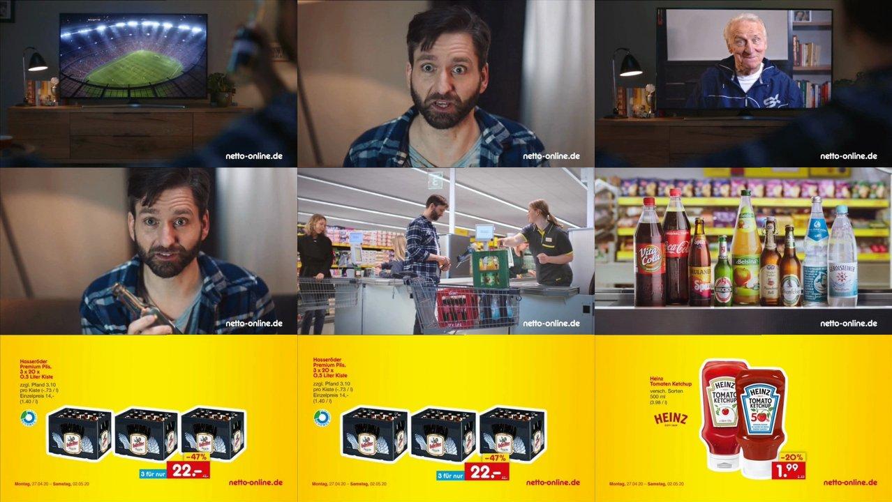 Netto Werbung Tv