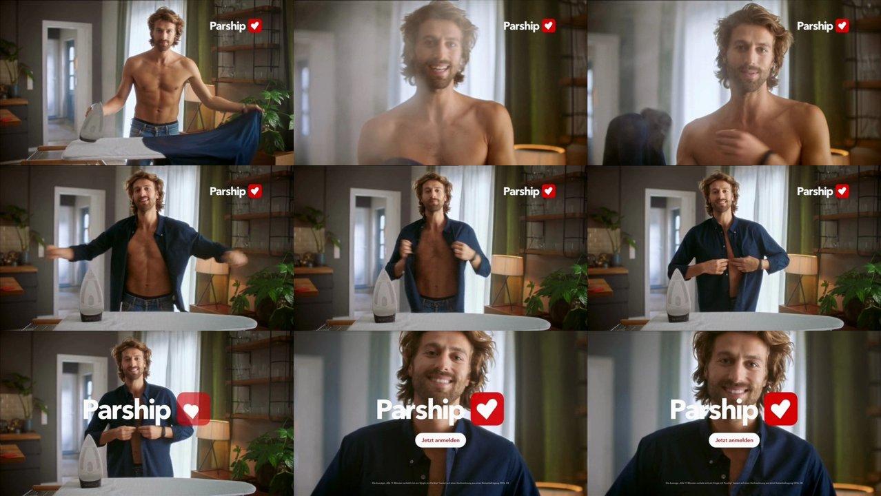 TV Spots - TV Werbung von parship der letzten 120 Tage