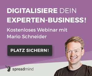 Spreadmind Webinar