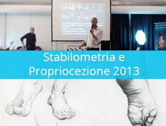 Stabilometria e Propriocezione 2013