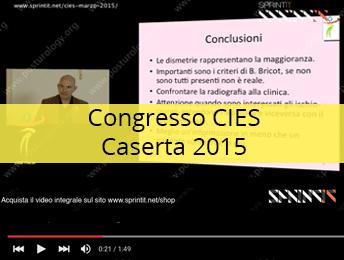 CIES Formazione per i soci Caserta 2015