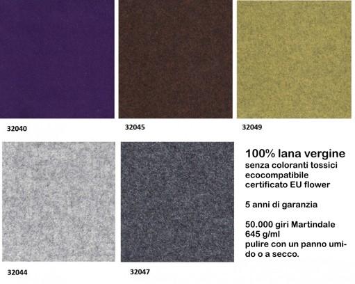 Stoffe Ercolino 100% Lana Vergine