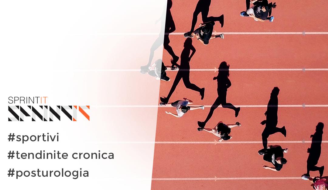Tendinite cronica e postura negli atleti