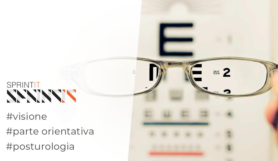 Occhi e postura: perché gli occhi governano il nostro corpo?