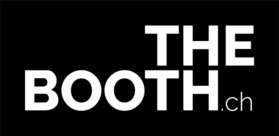 Logo The Booth