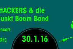 taktattackers & die drei Punkt Boom Band