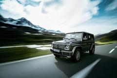 """Vorschaubild für Galerie """"Mercedes Benz G500"""" vom 20.06.2016"""