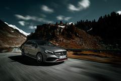 """Vorschaubild für Galerie """"Mercedes Benz A250 Sport"""" vom 20.06.2016"""
