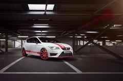 """Vorschaubild für Galerie """"Sportec Seat Leon Cupra SR350"""" vom 16.10.2014"""