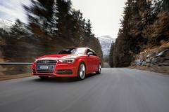 """Vorschaubild für Galerie """"Audi S3"""" vom 01.11.2014"""