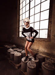 """Vorschaubild für Galerie """"Fufavi Fashion Shooting"""" vom 21.08.2012"""