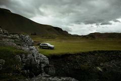 Island - Audi Q3 und Q7