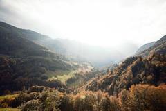 Schweiz - Bad Ragaz Taminaschlucht