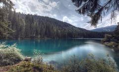 Schweiz - Caumasee