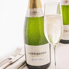 Nüesch Weine Champagner La Promesse