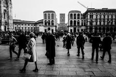 street photography - milano