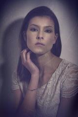 Leonie Polaroid Portrait VI
