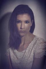 Leonie Polaroid Portrait VII