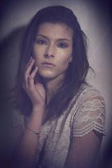 Leonie Polaroid Portrait V