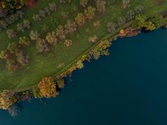 """Vorschaubild für Stock Bild """"img-20151016-183253-aerialstock-katzensee-00045"""""""