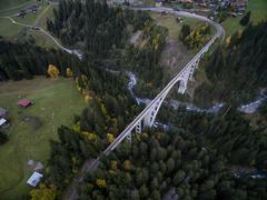 """Vorschaubild für Stock Bild """"img-20151003-150955-airview-langwieser-viadukt-00053"""""""