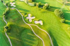 """Vorschaubild für Stock Bild """"img-20180607-202026-aerialstock-golfplatz-kyburg-winterthur-00013"""""""