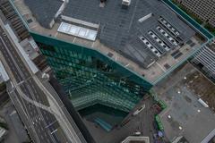 """Vorschaubild für Stock Bild """"img-20180621-210628-aerialstock-prime-tower-zuerich-00046-hdr"""""""