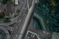"""Vorschaubild für Stock Bild """"img-20180621-210438-aerialstock-prime-tower-zuerich-00031-hdr"""""""