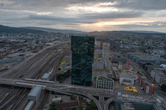 """Vorschaubild für Stock Bild """"img-20180621-205743-aerialstock-prime-tower-zuerich-00010-hdr"""""""