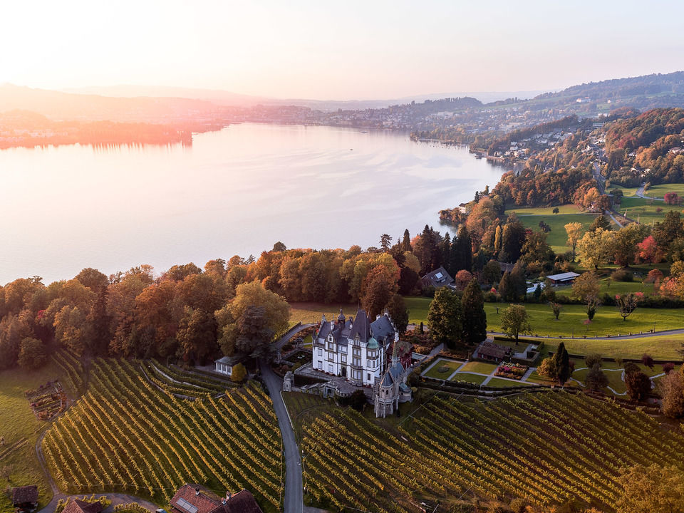 Luzerner Sonnenuntergang
