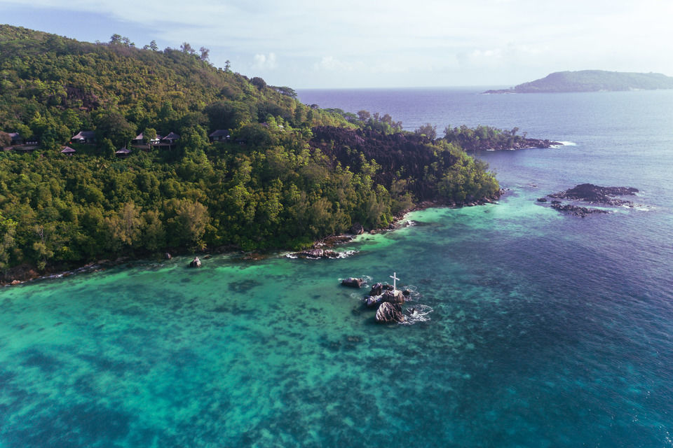 Seychellen Mahe: Port Lunay