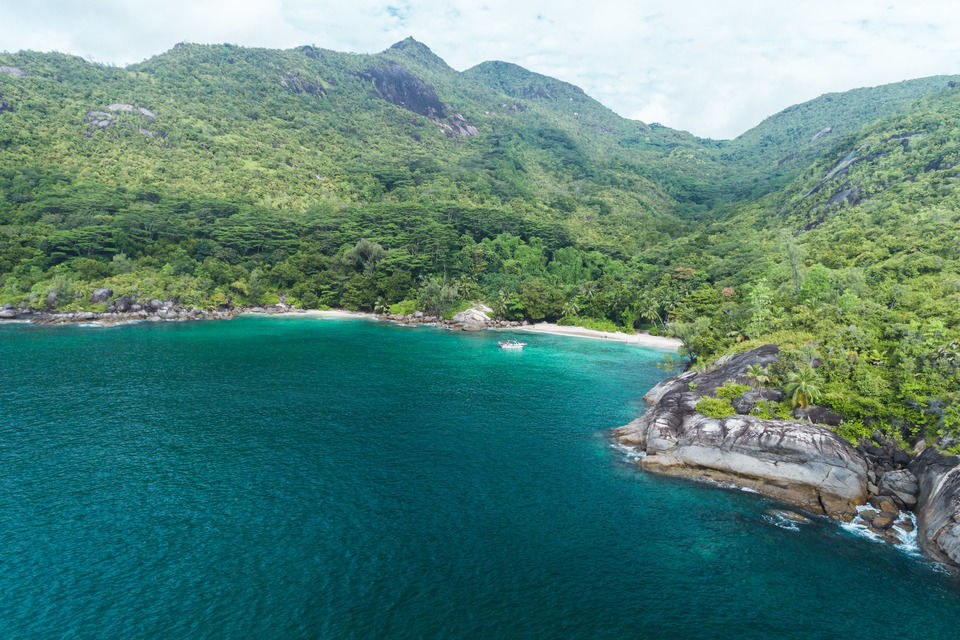 Seychellen Mahe: Anse Major
