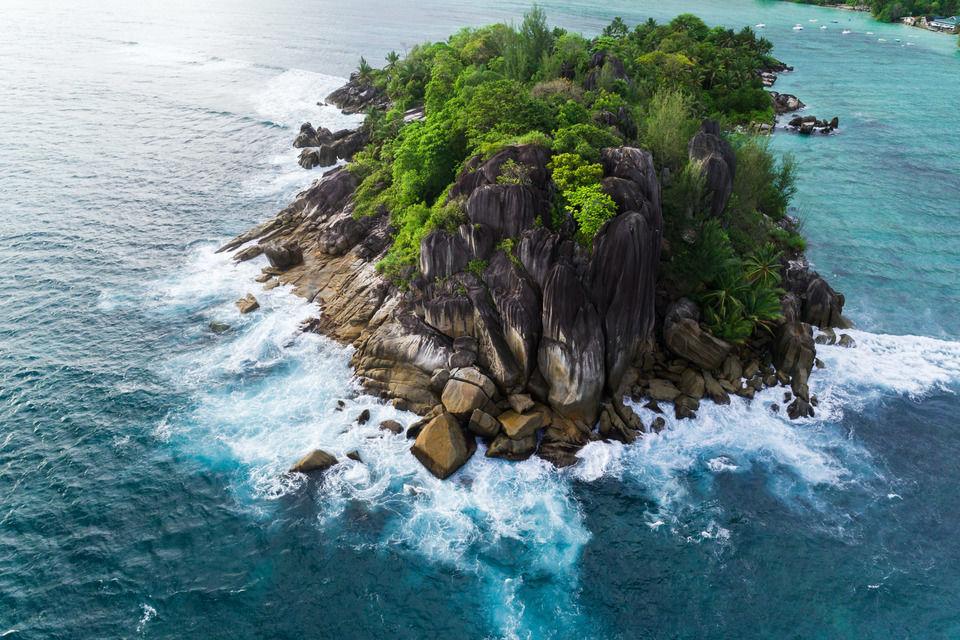 Seychellen Mahe: Anse Islette