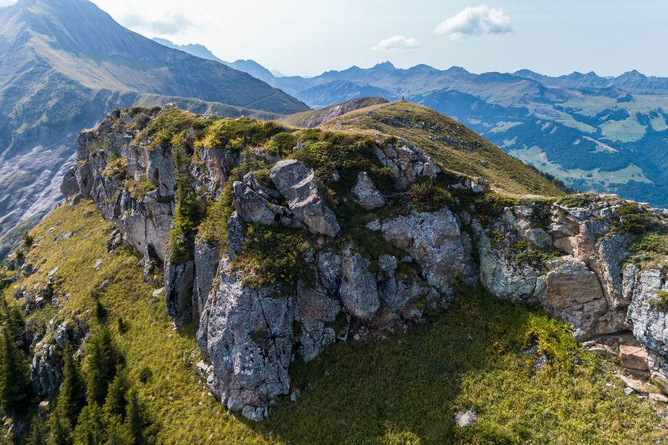 Wallis: Dent de Valerette