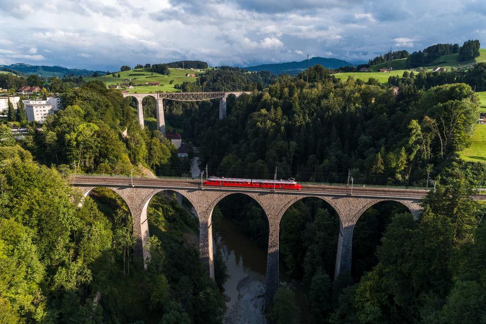 Sitter Viadukt