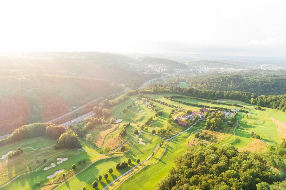 Golfplatz Kyburg - Winterthur