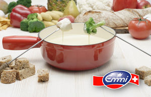 commercial - emmi - how to prepare a perfect fondue