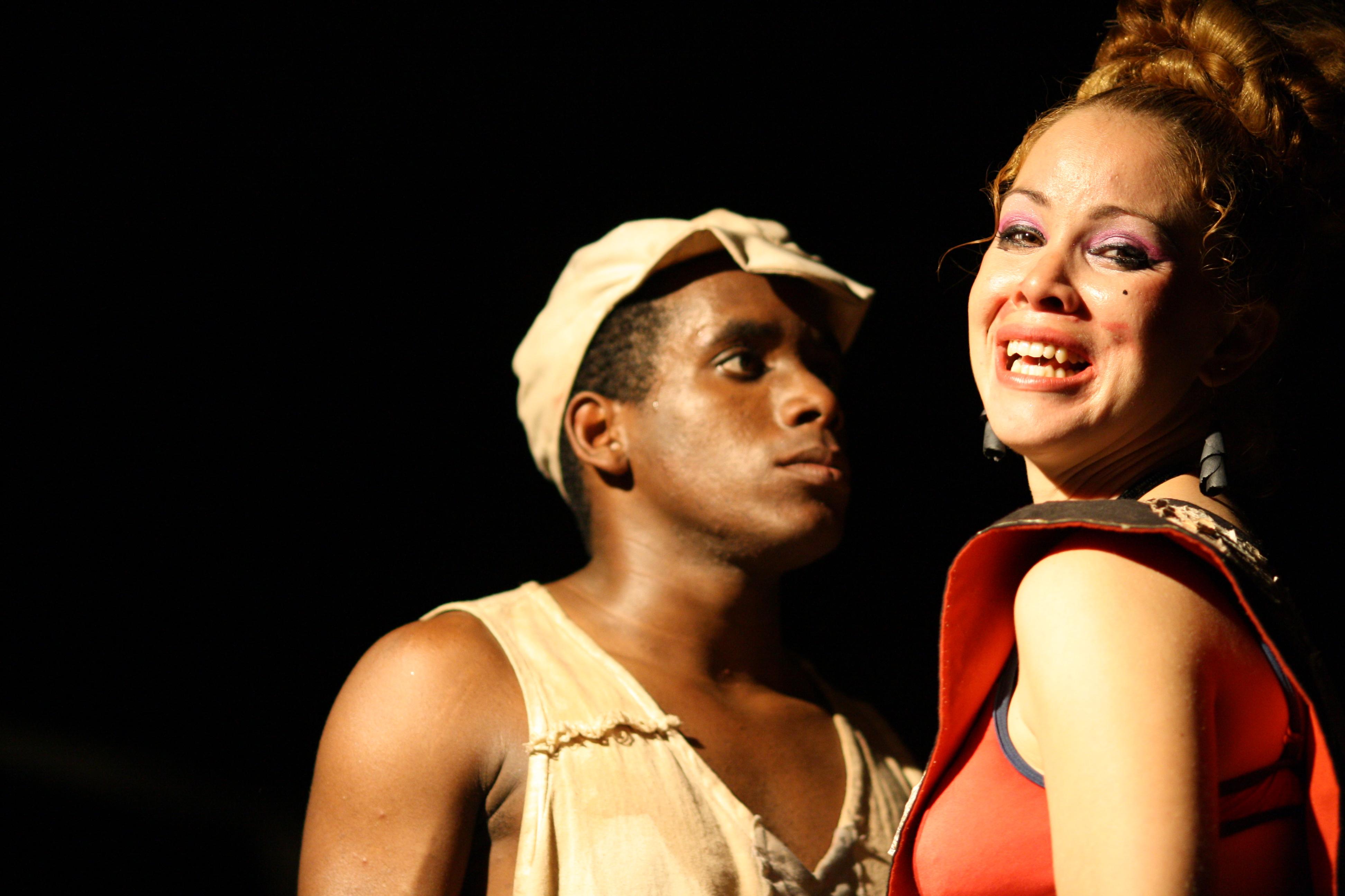 Betún | Compañía de Teatro Rita Montaner