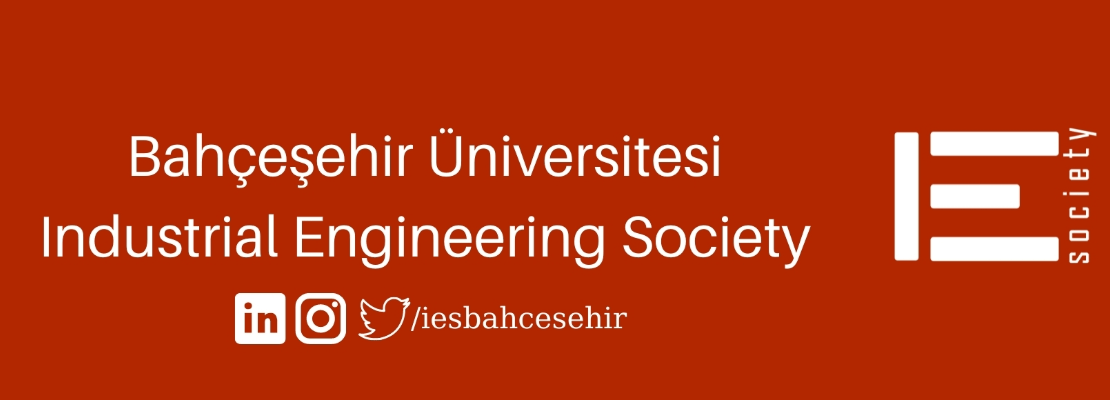 BAU Industrial Engineering Society cover photo