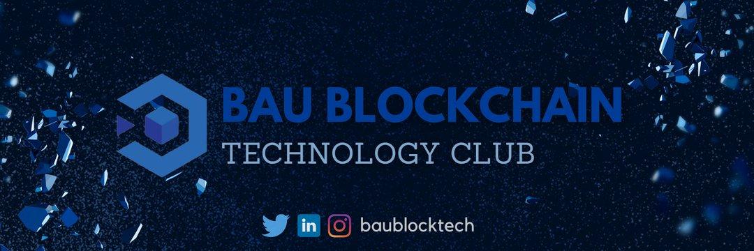 Bahçeşehir Üniversitesi Blockchain Kulübü cover photo