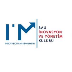 BAU İnovasyon ve Yönetim Kulübü logo