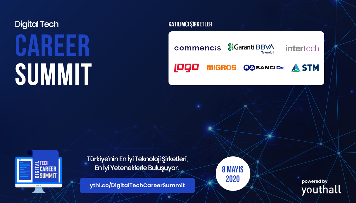 Youthall - Digital Tech Career Summit cover photo