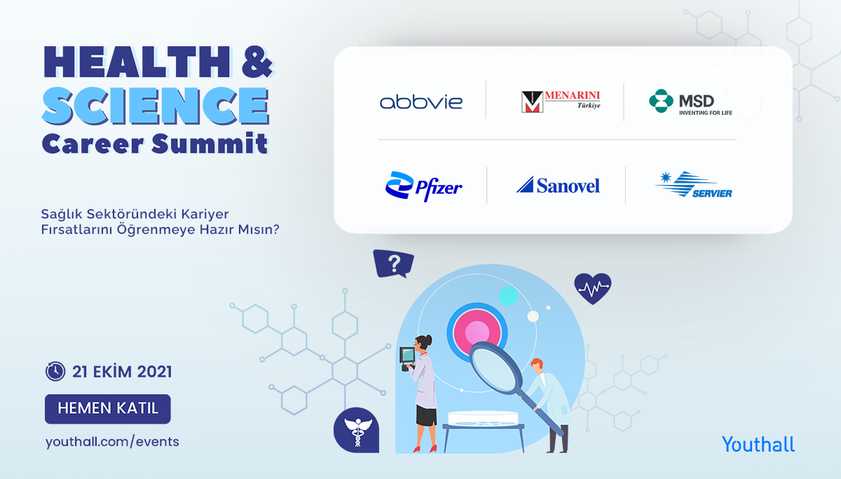 Youthall - Health & Science Career Summit cover photo