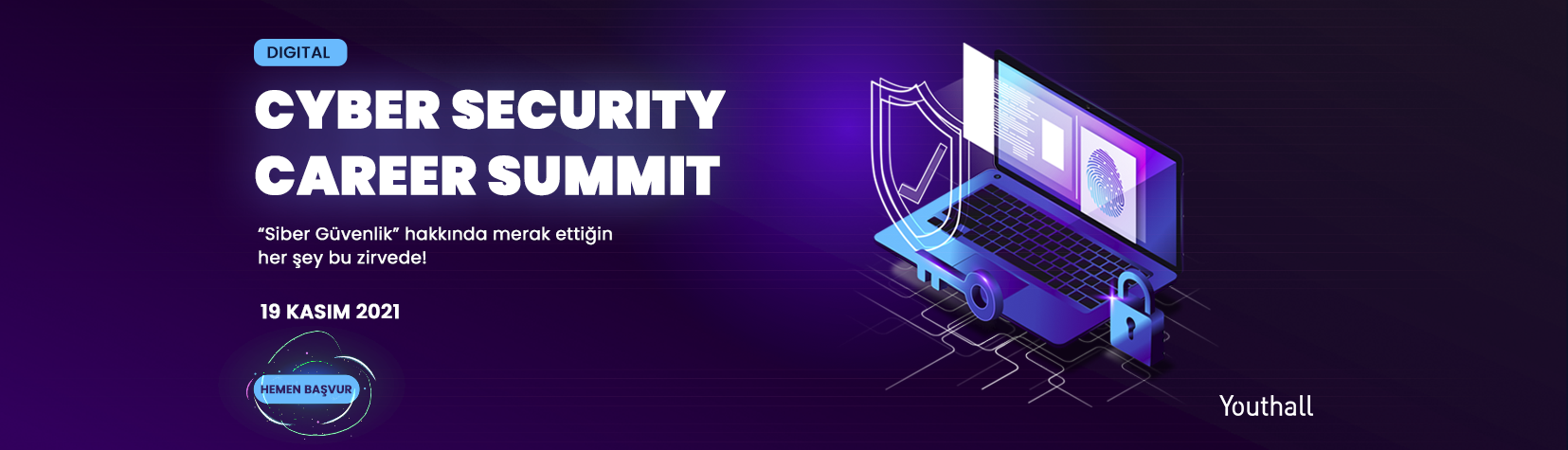 Youthall - Cyber Security Career Summit slides img