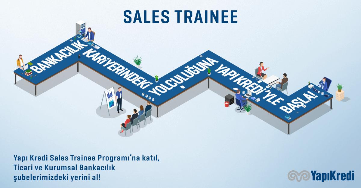 Yapı Kredi - Sales Trainee 2022