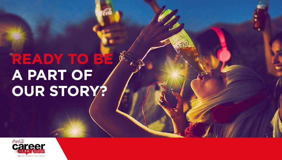 Coca-Cola - Career Express 365 – One Year Internship