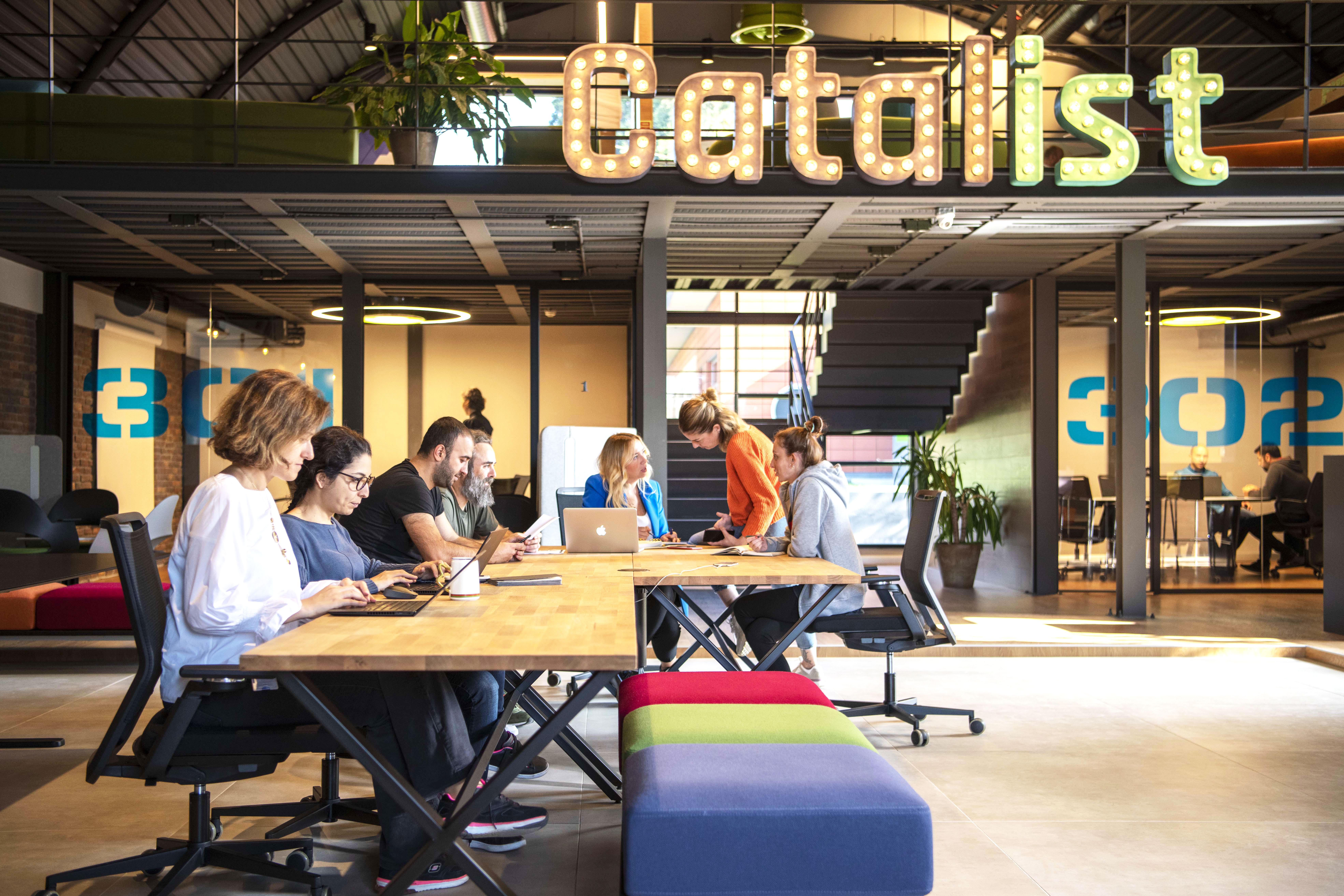 Company Culture Photo
