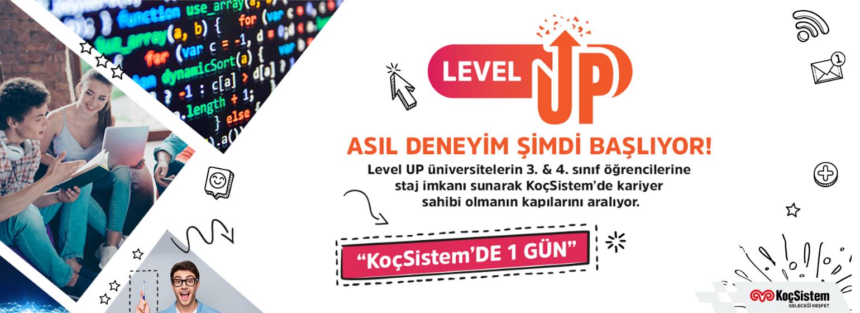 KoçSistem - Koçsistem Level UP